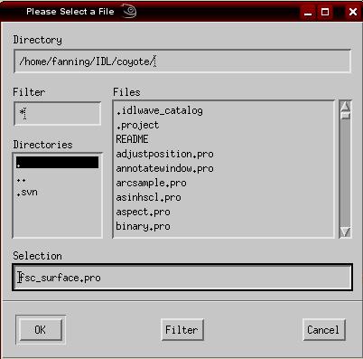 Idl programming techniques fanning