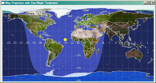 cgterminatormap.pro (Coyote Graphics Map Projection Routines)