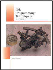 IDL Programming Techniques 2nd Edition